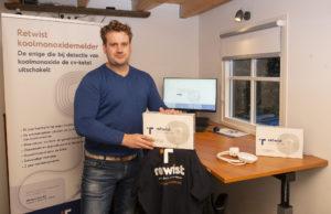 FOTO - Van der Zee Stichting helpt Retwist uit 't Harde